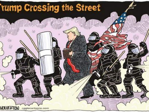Attenzione alle deviazioni di destra emerse dalla crisi dell'imperialismo USA