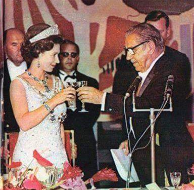 La dittatura in Brasile e la Gran Bretagna