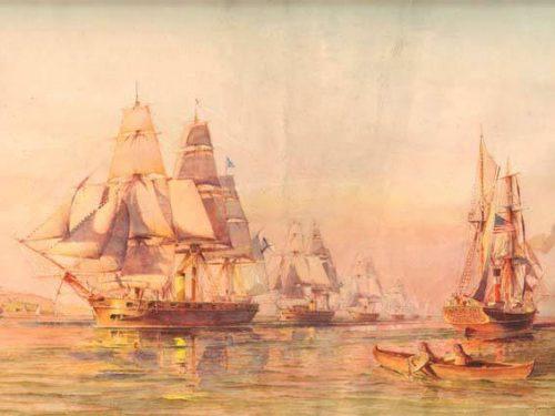Scudo dell'Unione: come la Marina russa protesse gli USA nella guerra civile