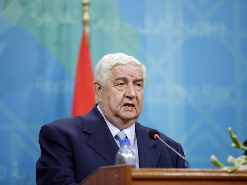 """""""La nostra lotta al terrorismo non è finita e il """"Caesar Act"""" sarà una possibilità per il popolo siriano"""""""