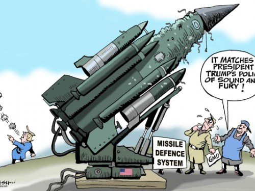 Segnali del declinante potere internazionale degli Stati Uniti