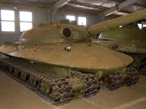 Carri armati da fantascienza sovietici creati per combattere Hitler e Stati Uniti