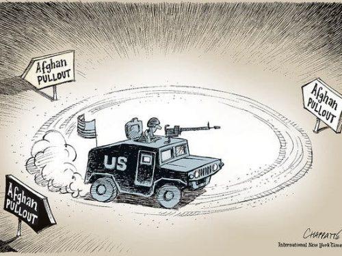 La storia della Russia in Afghanistan, altra storia Pulp Fiction