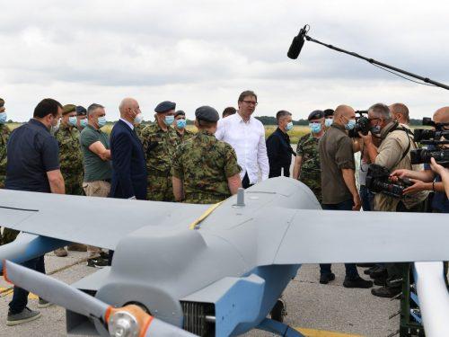 La Serbia adotta i droni da ricognizione cinese CH-92A