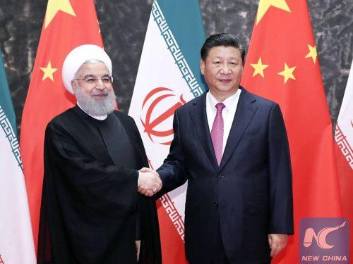 Trasformazione strategica e ramificazioni globali dell'Alleanza sino-iraniana
