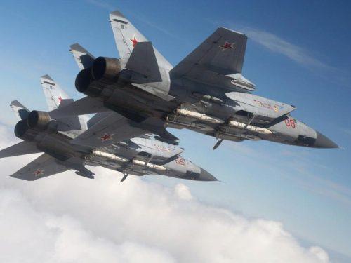 La Russia rilancia la produzione dei motori del MiG-31