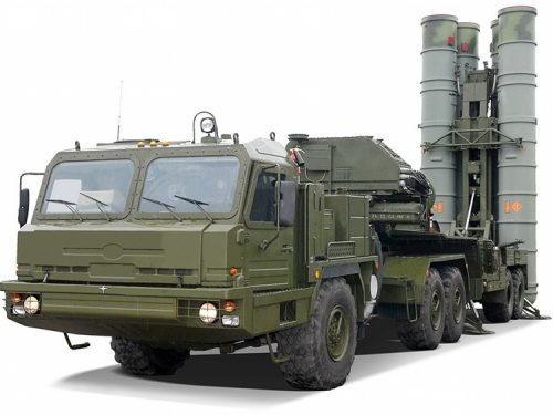 L'S-400 dimostra che la super-tecnologia statunitense è inutile