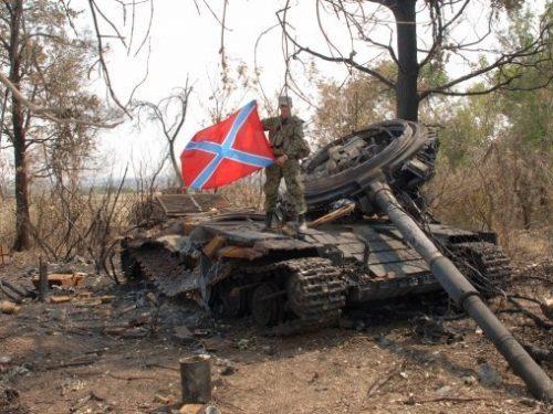 Come fu distrutto l'esercito ucraino ad Izvarino