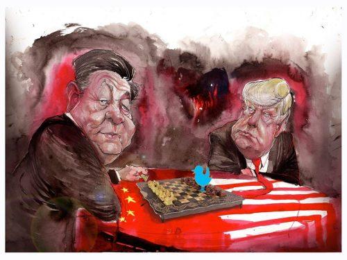 """Gli Stati Uniti sono soli nella """"Guerra commerciale"""" contro la Cina"""