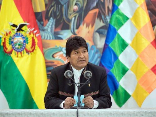 La Bolivia sotto la dittatura degli Stati Uniti