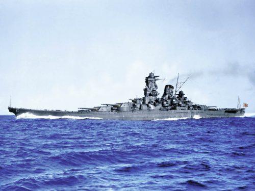 L'ultima missione della corazzata Yamato
