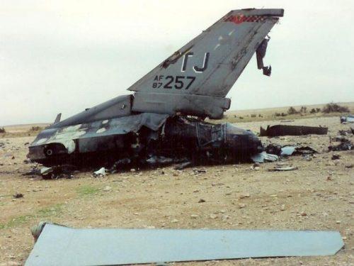 Sette aviogetti da combattimento statunitensi si schiantano in due mesi