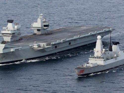 La crisi economica colpisce le forze armate inglesi