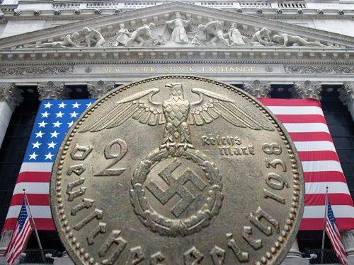 La fratellanza di affari tra capitalismo e fascismo