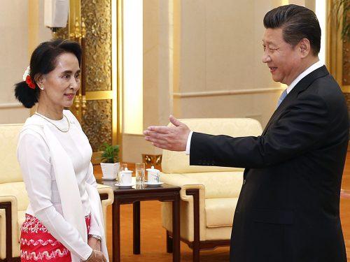 Gli Stati Uniti vedono passare il Myanmar alla Cina