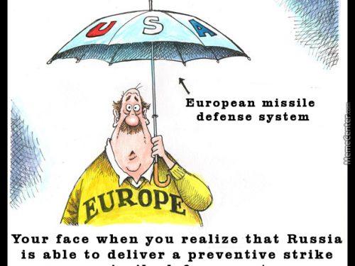 Il crollo della NATO si avvicina