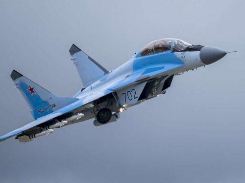 L'Aeronautica russa schiererà nuovi caccia in Siria