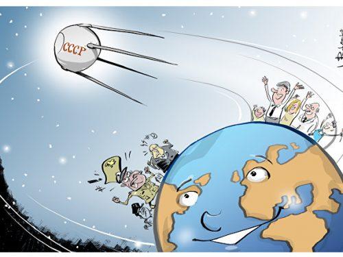 Perché gli Stati Uniti sono spaventati da un satellite segreto russo