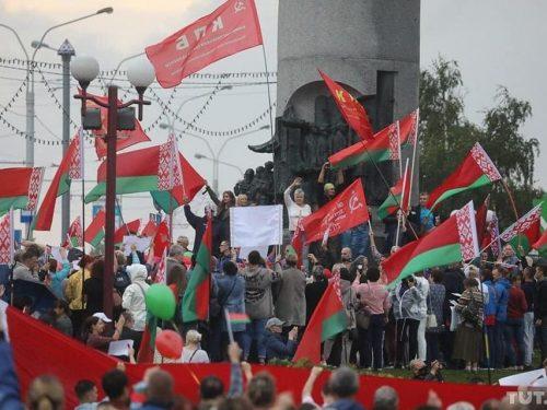 Fallimento della Blitzkrieg in Bielorussia
