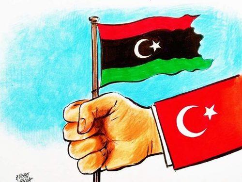 La Turchia rafforza le posizioni in Libia