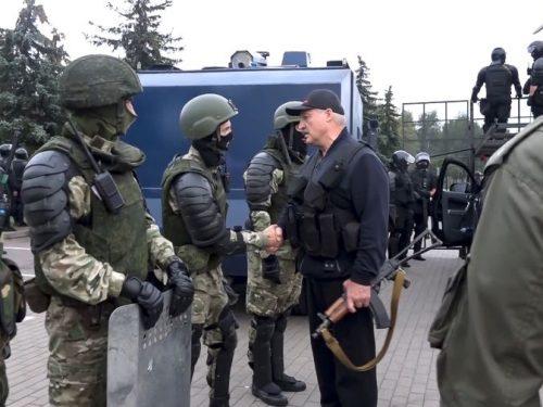 Bielorussia: la lobby della NATO riconosce il fallimento