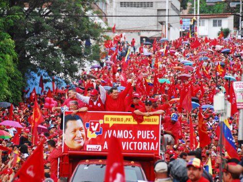 Bottino di terrore dal Venezuela