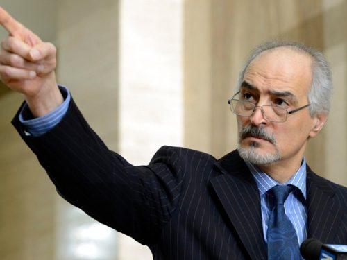 """Dichiarazione dell'Ambasciatore Dr. Bashar Jafari al Consiglio di Sicurezza sulla """"situazione in Medio Oriente"""""""