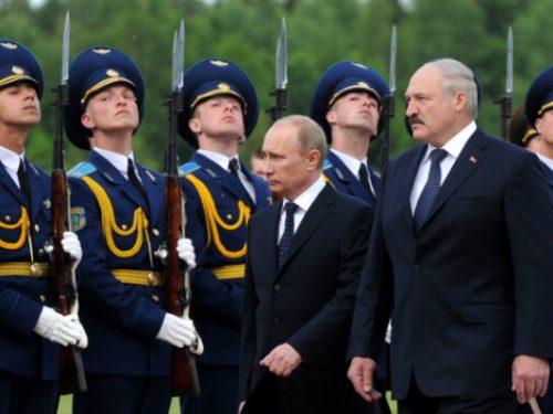 L'occidente ha creato una situazione ottimale per la Russia in Bielorussia