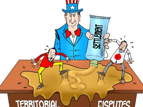Il Ministero della Difesa cinese afferma che gli USA sono la peggiore minaccia alla pace