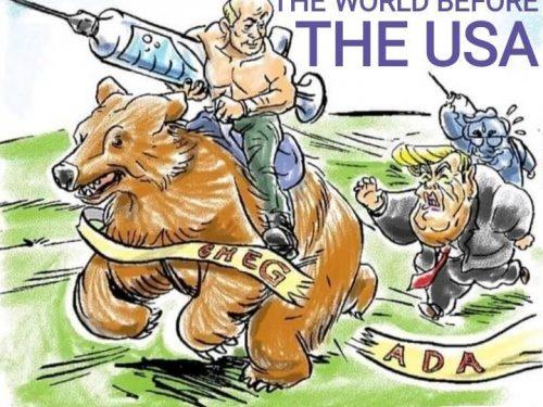 Neanche la propaganda statunitense da l'immagine di potenza
