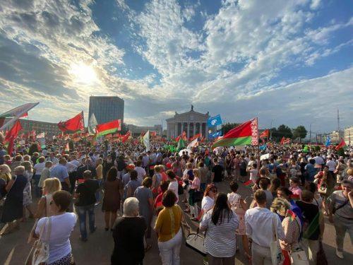 Sulla situazione nella Repubblica di Bielorussia