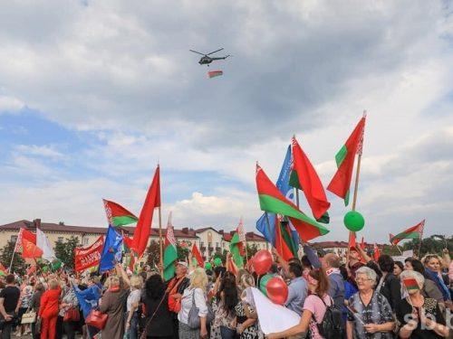 Svelato il complotto della CIA per istigare la Bielorussia contro la Russia
