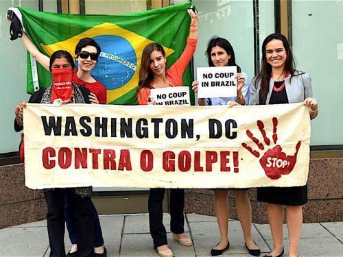 Golpe e neo-golpe in America Latina