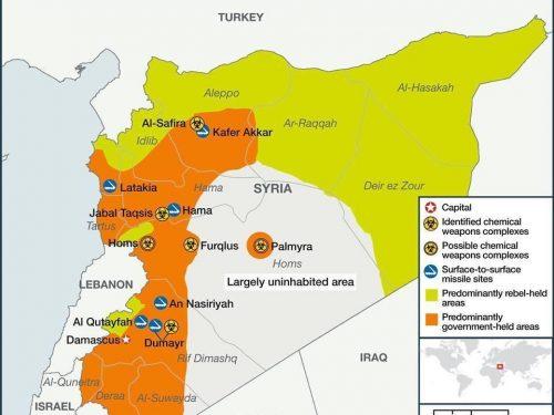 Il piano sventato degli USA in Siria
