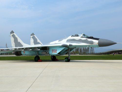 La Corea democratica potrebbe schierare i caccia Su-35?