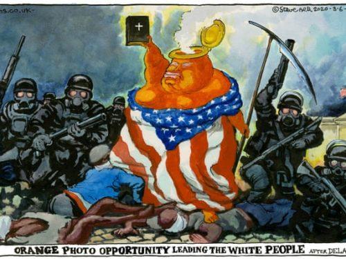 Il sostegno al caudillismo di Trump tra i ricchi espatriati latinoamericani