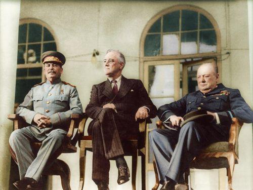 Roosevelt e Stalin: cosa i revisionisti vogliono far dimenticare