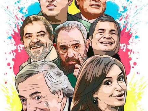 L'America Latina verso il grande confronto con l'imperialismo