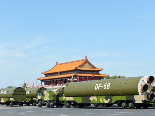 Il rapporto del Pentagono mostra la deterrenza nucleare della Cina
