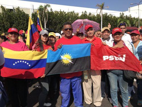 Lettera del PSUV ai compagni del mondo