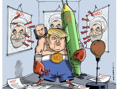 """Implicazioni del fiasco """"iraniano"""" di Trump"""