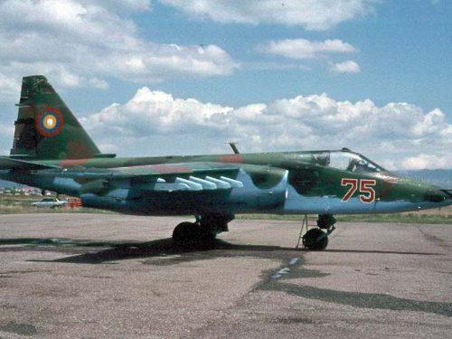 F-16 turco abbatte un Su-25 armeno dal territorio azero