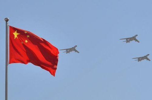 L'Aeronautica militare cinese manovra contro l'isola di Guam
