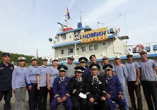 La Marina delle Steppe: la flotta della Mongolia moderna