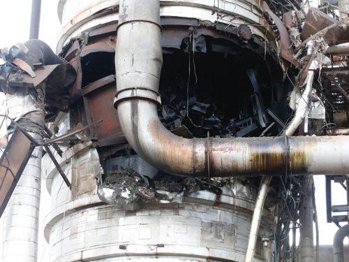 """""""La raffineria di Amuay è stata attaccata con un'arma potente"""""""