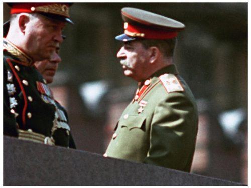 """""""Stalin fu il primo ad iniziare la lotta al globalismo"""""""