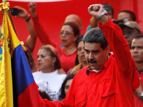 Discorso del Presidente Maduro al Festival Internazionalista della Resistenza Popolare 2020