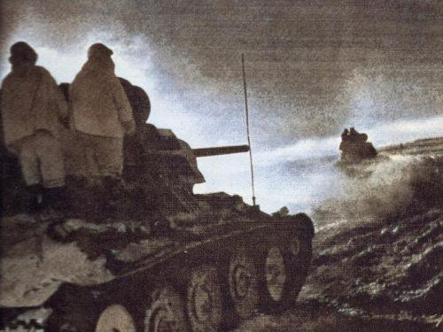 Come l'Armata Rossa permise lo sbarco in Normandia