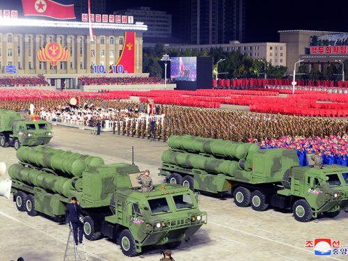 La Corea democratica ha il suo sistema di difesa aerea S-400