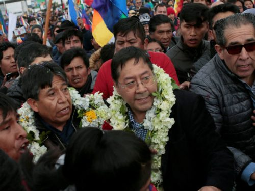 La rifondazione boliviana ricomincia